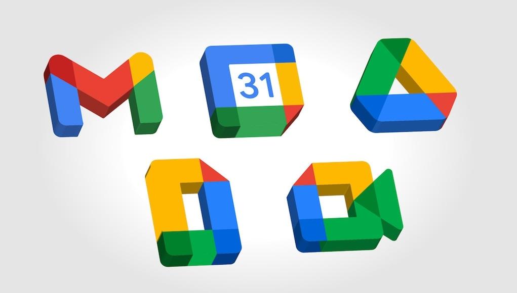 bộ ứng dụng Google Workspace